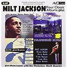 Four Classic Albums - Milt Jackson by Milt Jackson (2010-05-11)