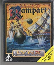 Rampart Atari Lynx