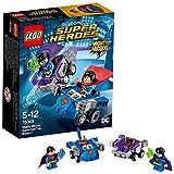 Lego Mighty Micros Superman Vs Bizarro, Multi Color
