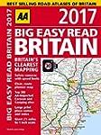 AA Big Easy Read Britain 2017 (AA Roa...