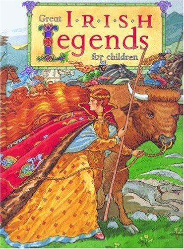 Great Irish Legends for Children by Yvonne Carroll (2005-06-30)