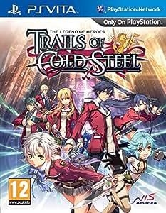 The Legend of Heroes: Trails of Cold Steel (Playstation Vita) - [Edizione: Regno Unito]