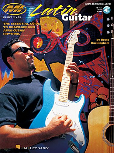 Bruce Buckingham: Latin Guitar