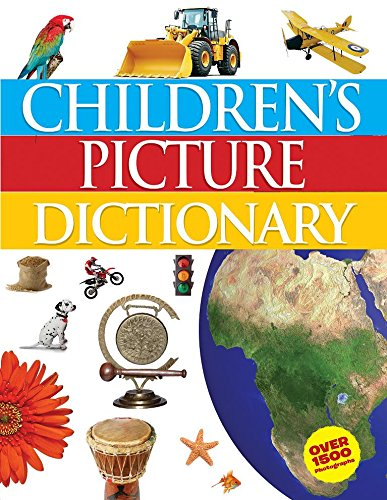 Childrens Picture Dictionary Pdf