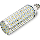 ONLT Bombillas LED, E27 60W 5850LM(Equivalente a 550W),LED Bombilla Super Brillante,para la Iluminación de Almacén, Camino, R