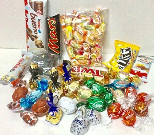 Contenuto per Calza della Befana da 830 g di Caramelle e Cioccolata