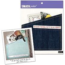 Smash Book Folder Pockets (4 pieces)