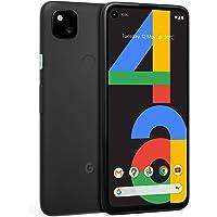 Google Pixel 4a Android Handy Schwarz