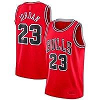 Zhao Xuan Trade Maglia da Uomo Jersey Bulls Vintage NBA Champion Michael Jordan Maglia Chicago Bulls # 23 Maglia da…