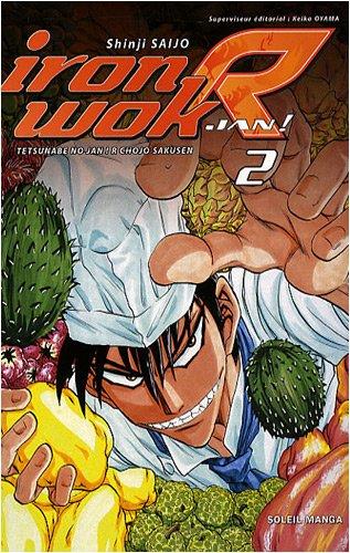 Iron Wok Jan ! R