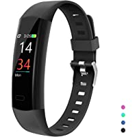 YoYoFit Slim HR Kids Fitness Tracker Watch with Heart Rate Monitor, Kids Activity Tracker Health Exercise Watch with…