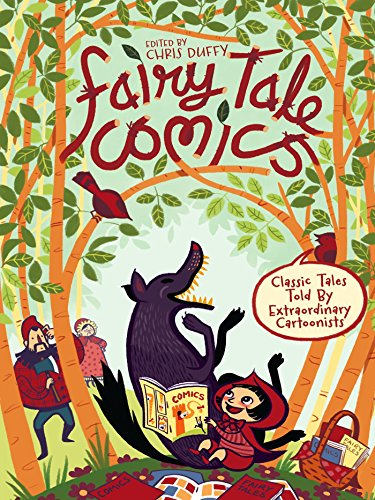 Fairy Tale Comics: Classic Tales Told by Extraordinary ...