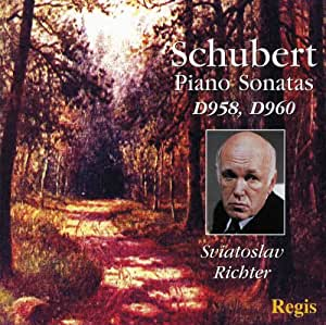 Schubert: Piano Sonatas D958, D960