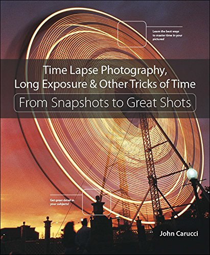 Time Lapse Photography, Long Exposure & Other Tricks of Time: From Snapshots to Great Shots (English Edition)