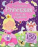 PEGATINAS FANTASÍA: Mis Primeras Princesas: 4 (Pegatinas Fantasia)