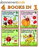 Spanish for Children: 4 Books Collect...