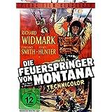 Die Feuerspringer von Montana (Red Skies of Montana) / Legendärer Abenteuerfilm mit Richard Widmark