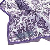 Beaumont BFC-DL Damson Lace Microfibre Cleaning Cloth
