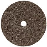 scotch-brite EXL Unitized Wheel, ossido di alluminio, 4500rpm, diametro 15,2cm, 2,5cm Arbor, 2A, grana media (confezione da 1), 4A Fine Grit, 40