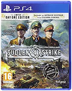 Giochi per Console Publisher Minori Sudden Strike 4