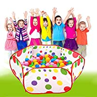 Tech Traders Small Kids Tent Toddler Ball Pit