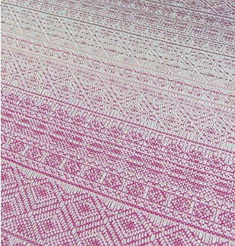 Didymos Prima Shades of Pink - Größe 7 +- 5.2 m - babytrage tragetuch