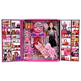 #8: GRAPPLE DEALS Fashion Stylish Girl Doll With Trendy Dresses And Cool Accessories Girls.(Multicolor)