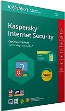 Kaspersky Internet Security 2019 | 1 Gerät | 1 Jahr | in allen europäischen Sprachen einsetzbar | inkl. ausführlicher Anleitung von deincomputer