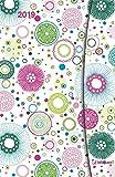 Taschenkalender Small Flower Fantasy - mit Magnetverschluß - Kalenderbuch A6-14 Monate - Kalender 2019 - teNeues-Verlag - Taschenplaner mit Lesebändchen und Zetteltasche - 10 cm x 15 cm