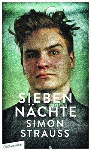 Buchseite und Rezensionen zu 'Sieben Nächte' von Simon Strauß