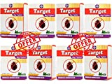 TARGET Bed Bug Killer - Pest Control (Pack of Eight) 40 gm Power