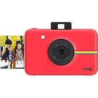 Polaroid Fotocamera Digitale a Scatto Istantaneo con Tecnologia Di Stampa a Zero Inchiostro Zink, Rosso