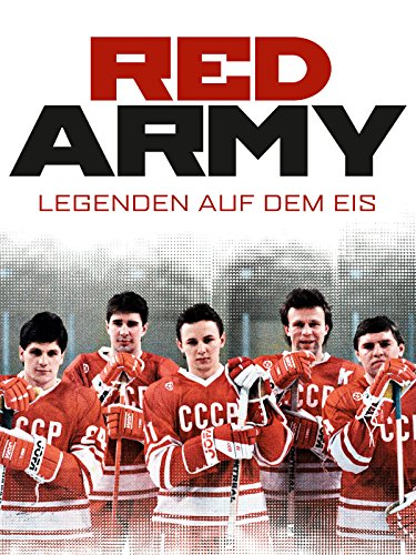 Red Army: Legenden auf dem Eis Cover