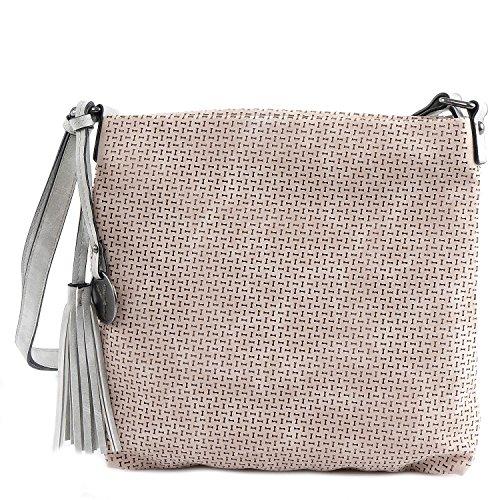 SURI FREY Tasche - Lzzy - S Flat Shoulder Bag - Rose rose