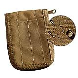 Rite in the Rain Allwetter Cordura Gewebe Notebook, 10,2x 15,2cm Tan Abdeckung (No. C946), unisex - erwachsene, Pocket Notebook, braun