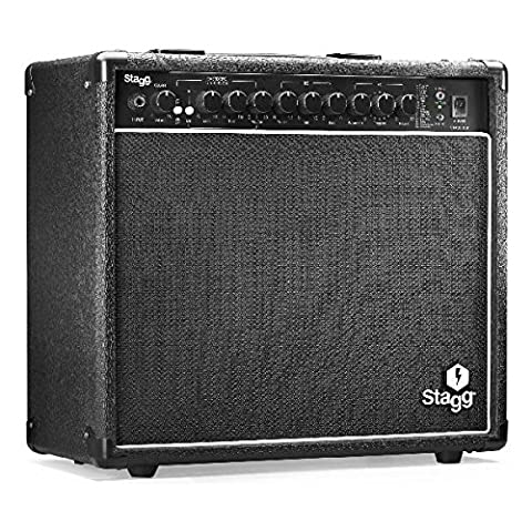 Stagg STA30 DSP UK 30 W Guitar Amplifier with 16 DSP Effects