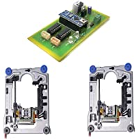 Nktronics dvd cnc control board with servo and laser output with dvd stepper motor board for diy dvd pen engraver and…
