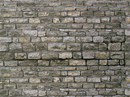 Vollmer 46040 Mauerplatte Granit aus Karton