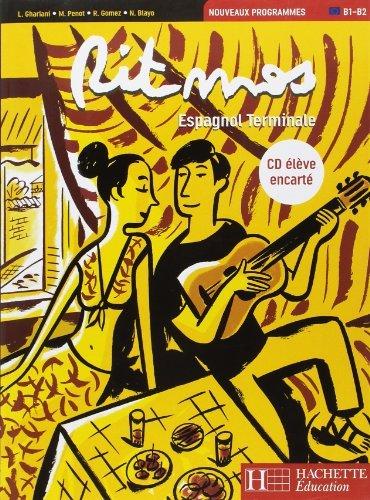 Espagnol Tle Ritmos (1CD audio) by Lucien Ghariani (2006-04-26)