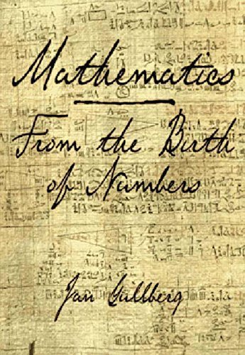 Mathematics: From the Birth of Numbers by Jan Gullberg (1997-04-09)