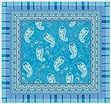 Bassetti Tischdecke | ANACAPRI V3 Blau - 110 x 110 in