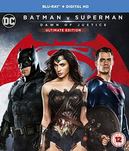 Batman V Superman - Dawn Of Justice:...