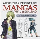 Apprendre à dessiner les mangas en 24 réalisations
