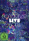 Coldplay - Live 2012 (+ Audio-CD) [2 DVDs]