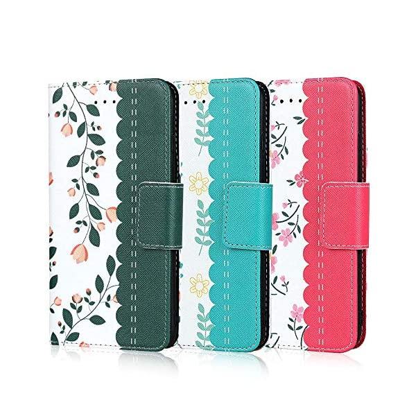FAWUMAN Case for iPhone 6s /iPhone 6 with Lanyard Premium Flowers PU+TPU Flip Case Wallet Card Slots Mobile Phone Case with Stand Function,Magnetic Closure Protective Case-Red FAWUMAN 1. Compatible model - especially for iPhone 6s /iPhone 6. Before ordering, please choose the right model of the case. 2. Premium Material: Using high quality durable PU leather +TPU outer case, with high quality material lining to avoid scratches and avoid risk of damage to your when dropped. 3.Case offers card slots for credit cards, ID, business cards and cash, cash receipt and invoices. Ideal for festivals, parties or the night at the club. 7