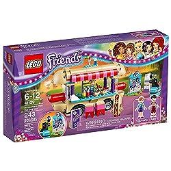 Lego 41129 Friends Amusement Park Hot Dog Van