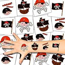 Suchergebnis Auf Amazon De Für Piratenflaggen Tattoo