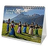 Premium Tischkalender / Kalender 2018 · DIN A5 · Landzauber · Bauernhof · Land · Landidylle · Edition Seelenzauber