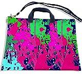 Sacoche ordinateur portable 11 & 13 pouces & MacBook Motif Peinture multicolore 2567