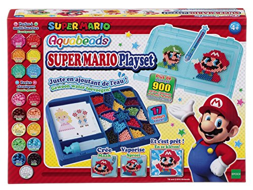 Aquabeads Coffret Super Mario